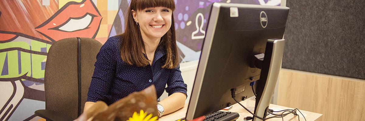 Мария Назаренко: «Возможности работы в call-центре, о которых мало кто знает»